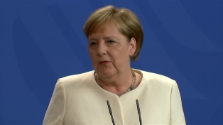 Merkel reúne en Berlin a Al Sarraj y Hafter para intentar acordar la paz en Libia