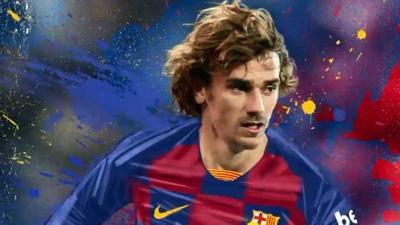 Antoine Griezmann es la nueva figura del Barcelona
