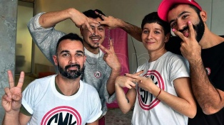 """Sudor Marika lanzó """"Populismo Rosa"""", un gesto disruptivo que expresa a las disidencias"""