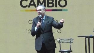 """Pichetto asegura que se va a """"recuperar el poder adquisitivo"""" de los salarios"""