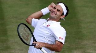 Federer le ganó a Nadal y jugará la final ante Djokovic