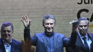 """Macri: """"Nunca estuvimos tan cerca de cambiar la historia para siempre"""""""