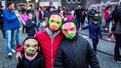 Propuestas en la Usina del Arte para chicos en vacaciones de invierno