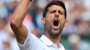 Djokovic venció al canadiense Raonic y jugará en semifinales ante Federer