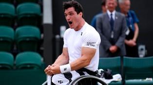 """Ganar Wimbledon es una absoluta locura"", dijo Fernández"
