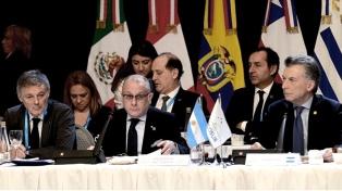 El canciller Faurie encabezará la reunión del Consejo del Mercado Común del Sur