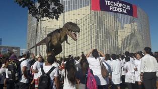 Comienza Tecnópolis Federal, la feria de arte, ciencia y tecnología