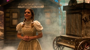 """Masini y Morandi encabezan la mágica versión teatral de """"El mago de Oz"""""""