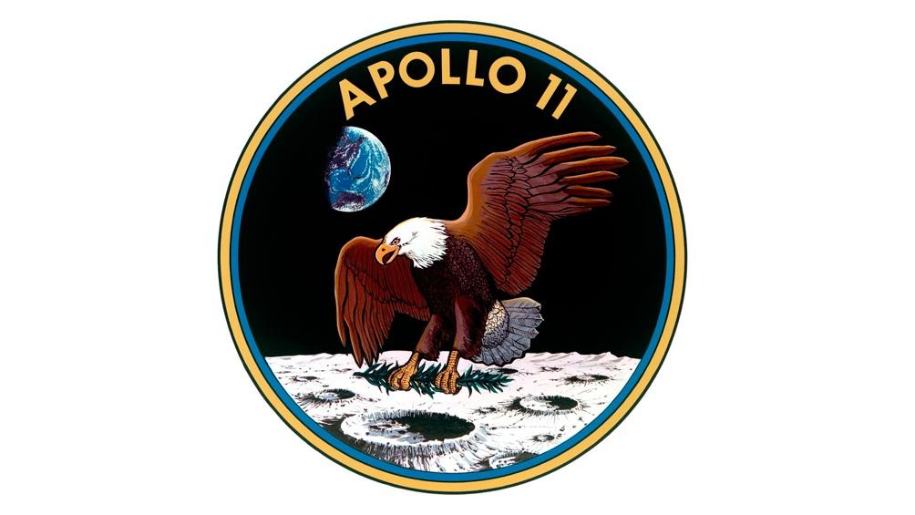 El logo de la misión que hizo historia