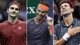 Djokovic admitió que Federer y Nadal son su inspiración