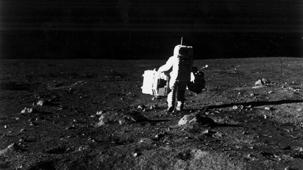 """Buzz"" Aldrin."