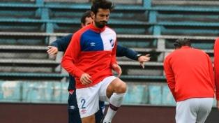 Marcos Angeleri es el quinto refuerzo de Argentinos Juniors