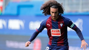 Barcelona sumó a Marc Cucurella por 4 millones de euros
