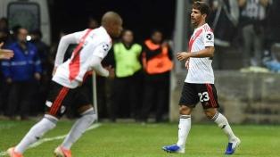 River volvió de San Luis con la preocupación por la lesión de Ponzio