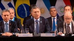 """El Mercosur celebró el acuerdo con la UE y lo calificó como un nuevo """"punto de partida"""""""