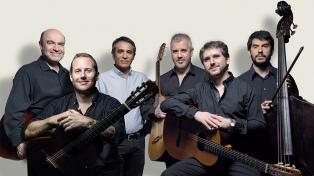 """""""Ventarrón es un quinteto de cámara, muy intimista"""", dijo el cantor Juan Varela"""