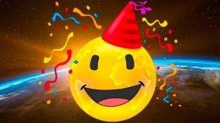 Los emojis celebran su día y la cara sonriente con lágrimas es el más popular