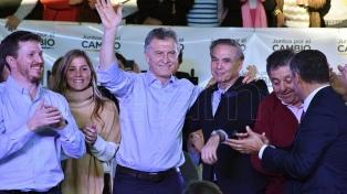 """Macri: """"En el pasado no hay ninguna solución"""""""