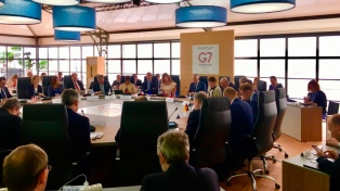 El G7 acuerda gravar las actividades digitales y regular las criptomonedas