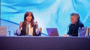 """Cristina Kirchner le cuestionó a Vidal la """"falta de sensibilidad"""""""