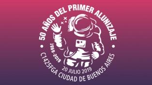 El Planetario se suma a los homenajes por el primer alunizaje