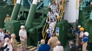 A 50 años del alunizaje, un nuevo equipo se suma a la Estación Espacial Internacional