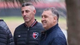 Newell`s, con Gerardo Martino de visita, empató ante Atlético Rafaela
