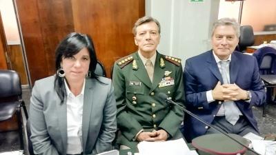 Comienza el jueves el juicio por la desaparición del soldado Ledo con Milani como imputado
