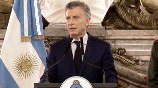 Macri y la Mesa de Ganados y Carnes analizaron cómo mejorar la situación del sector
