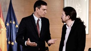 Sánchez e Iglesias negociaron en vivo y en directo en un tenso debate de investidura