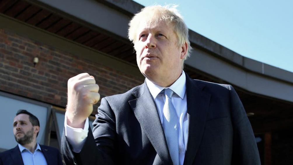 REINO UNIDO: Johnson, elegido para suceder a May al frente del gobierno británico