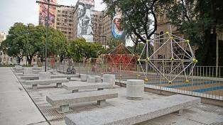Más de 328.000 vecinos podrán disfrutar de cines y gastronomía en una renovada Plaza Houssay
