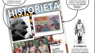 """A 100 años del nacimiento del padre de """"El Eternauta"""""""