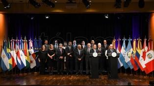 """El Grupo de Lima, dispuesto a """"adoptar nuevas sanciones"""""""