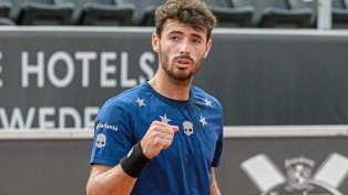 Lóndero enfrenta a Djokovic en la segunda ronda del US Open