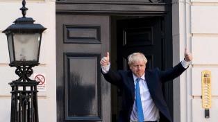 Boris Johnson asumió como premier para reconducir la agenda del Brexit
