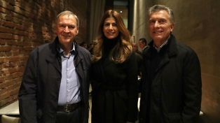 A la vista de todos, Macri y Schiaretti cenaron en un restaurante céntrico