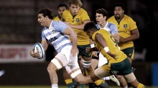 Australia presentará cinco cambios para recibir a Los Pumas