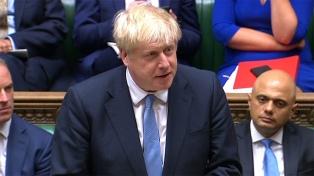 Johnson alimentó el temor a un choque con la UE y encendió alarmas en Escocia