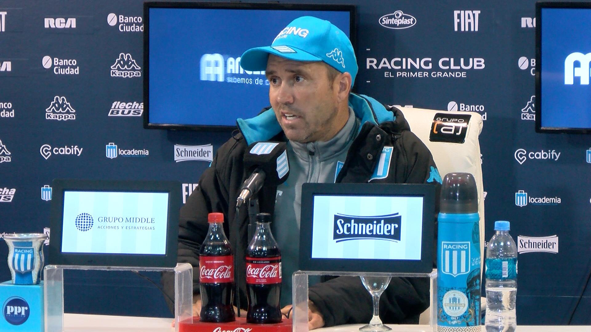Racing va por su recuperacion en Santiago del Estero