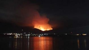 Ascienden a 1.500 las hectáreas quemadas en la isla Gran Canaria