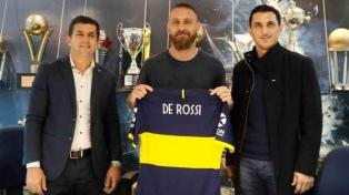 """Macri antes del debut de De Rossi: """"Estamos todos curiosos por ver lo que hace"""""""