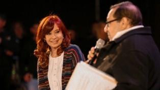 """Cristina Fernández: """"Siempre voy a trabajar por la felicidad del pueblo"""""""