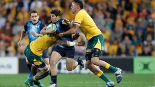 Los Pumas cayeron ante Australia, en su segunda presentación