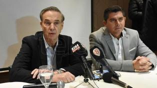"""""""Los gobernadores están en contra de la gente"""", dijo Pichetto en Rosario"""
