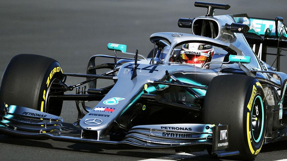 Hamilton logró la pole en el Gran Premio de Abu Dhabi, último del año