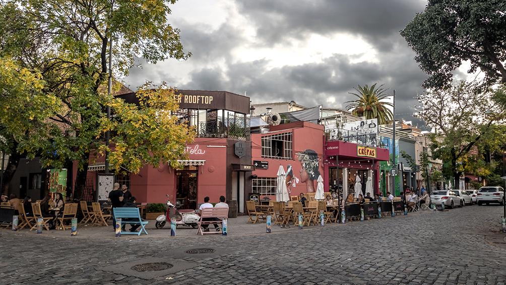 Fin del año con lluvias aisladas y una máxima de 27 grados en la ciudad de Buenos Aires