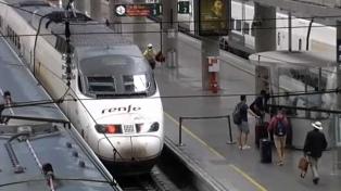 Huelga en el servicio ferroviario en pleno recambio vacacional