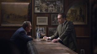Lanzan The Irishman, el film de Scorsese con De Niro y Al Pacino para Netflix