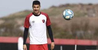 Rodrigo Salinas, un ex Central que jugará en Newell´s